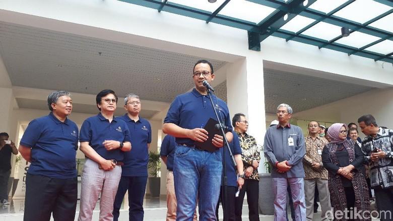 Anies Yakin Penghuni Rumah DP Rp 0 Tak Alami Kredit Macet