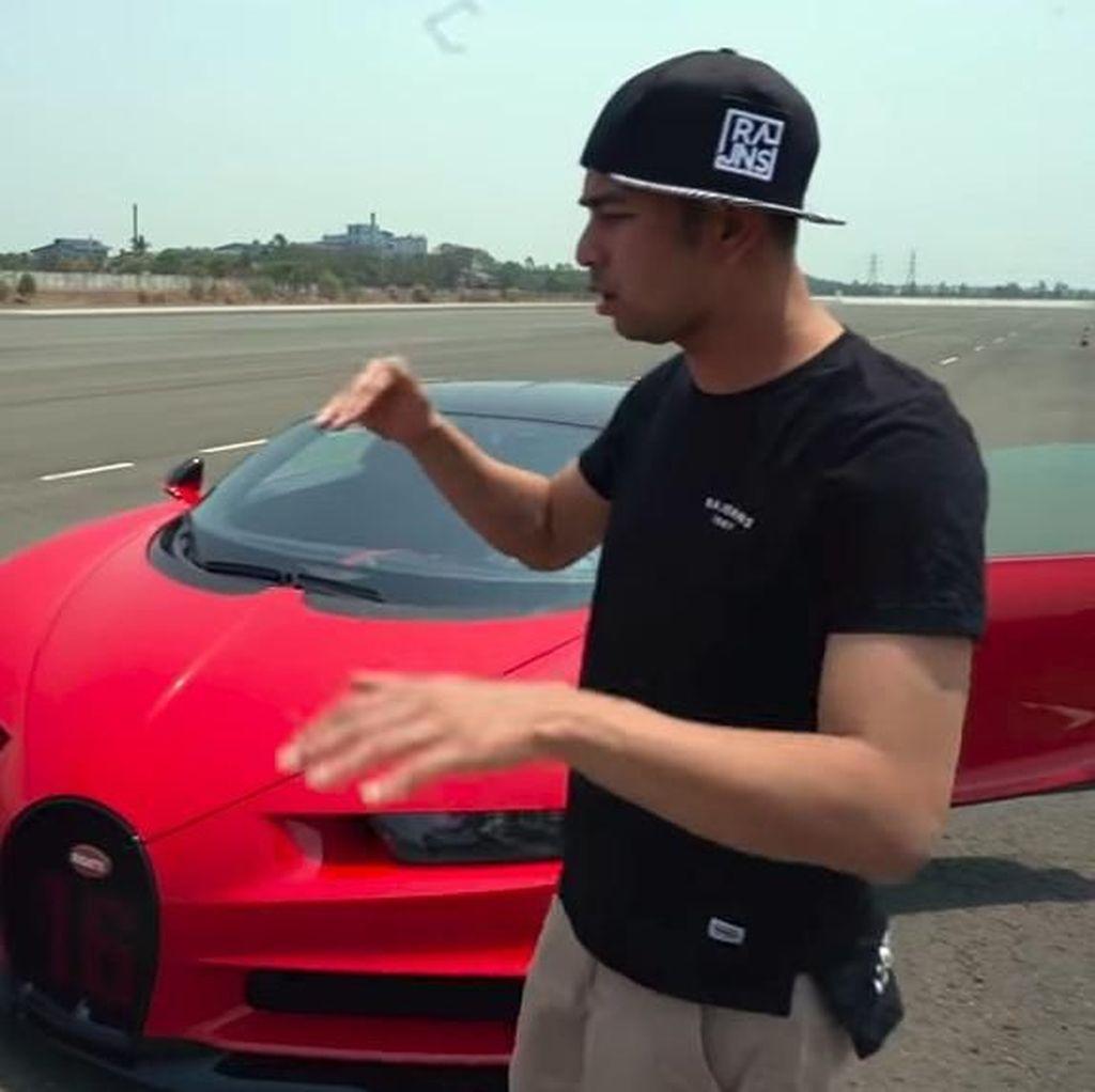 Lamborghininya Hangus, Raffi Ahmad Tetap Profesional Gelar Konser