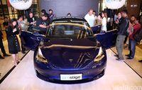 Di As Rp 400 Juta Masuk Ri Harga Tesla Model 3 Tembus Rp 1 Miliar