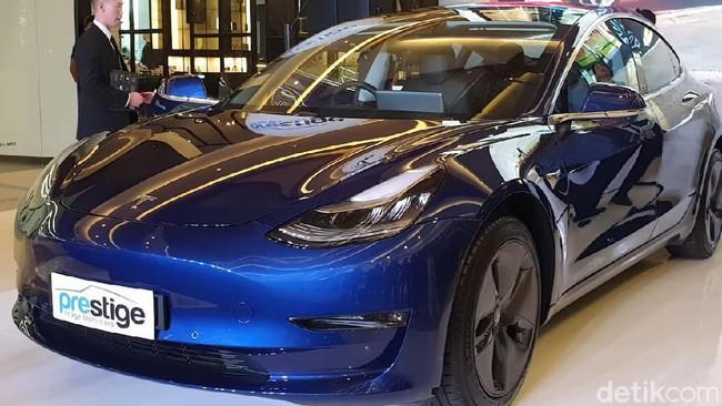 Tesla Paling Murah Diperkenalkan Di Indonesia