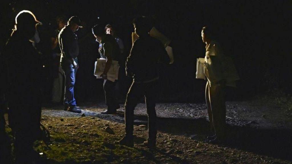 Teka-teki Kuburan Massal Ditemukan Dekat Kantor Polisi Meksiko