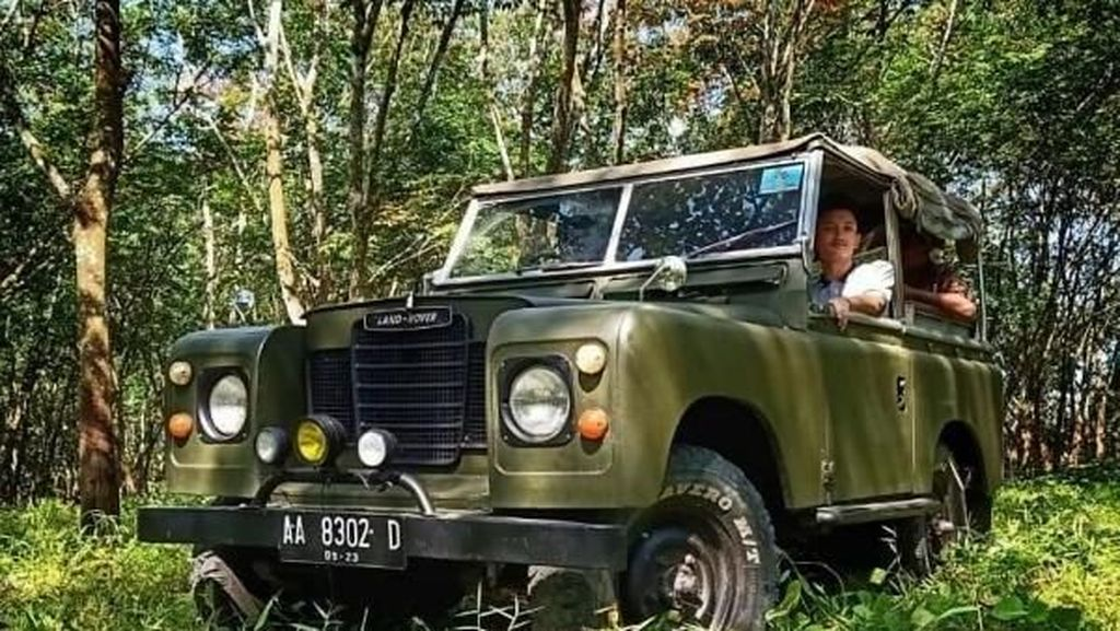 Saat Wisata Alam Gunung Randu Cilacap Pikat Pecinta Mobil 4X4