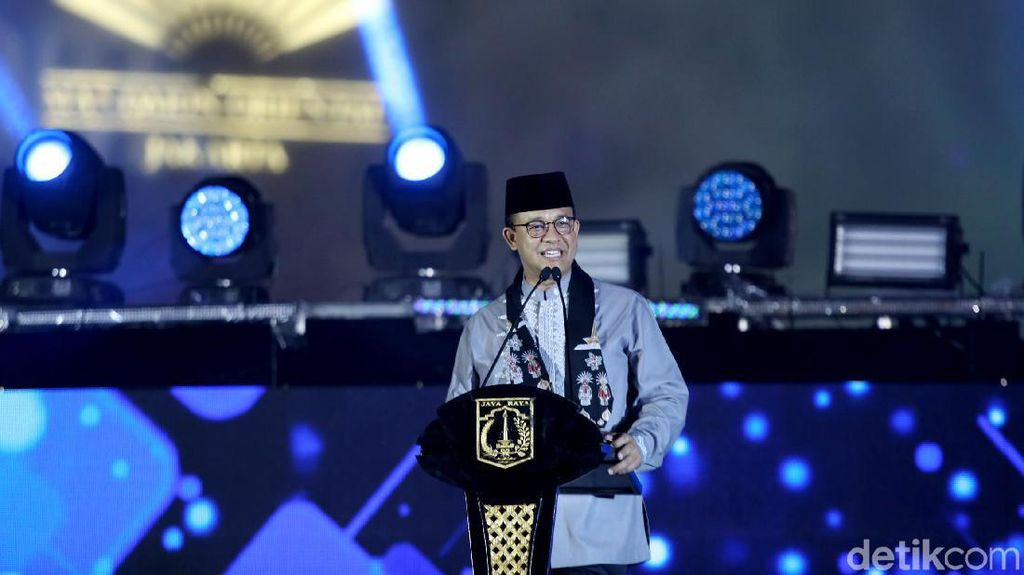 Sepanggung di Jakarta Muharram Festival, Pasha Sebut Anies Gubernur Terbaik