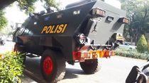 Barracuda Disiagakan di KPU Jelang Penetapan Anggota DPR Terpilih