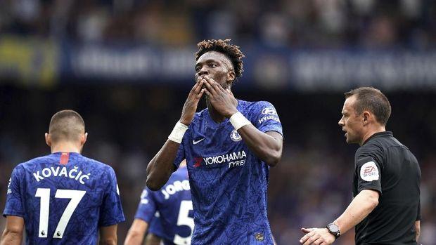 Chelsea sempat unggul 2-0 berkat gol Tammy Abraham. (