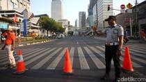 Ada Aksi Mujahid 212, Lalin di Medan Merdeka Utara Dialihkan