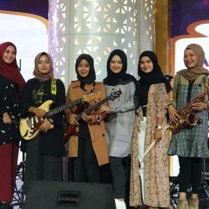 Hijab Band Siap Ramaikan Jakarta Muharram Festival 2019