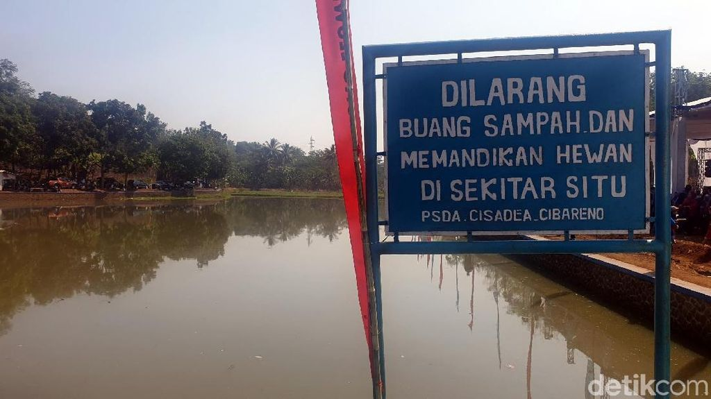 Bendungan Rp 3 M di Sukabumi Ini Bisa Aliri 250 Ha Sawah