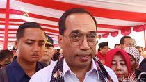 Menhub Sebut Kediri Bakal Jadi Sentra Perekonomian Seperti Harapan Jokowi