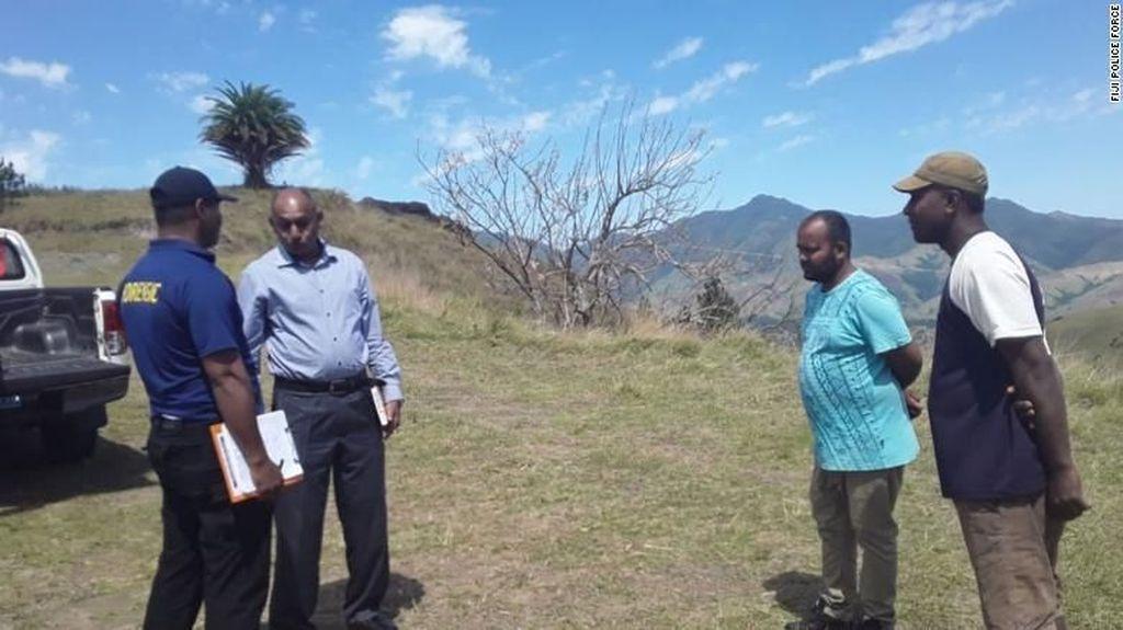Bayi Ditemukan Sendirian di Pegunungan Fiji, 5 Orang Keluarganya Tewas
