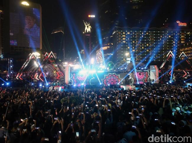 Meriahnya Jakarta Muharram Festival 2019