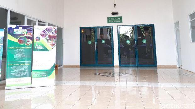 Suasana Az Zikra Jelang 100 Hari Ustaz Arifin Ilham