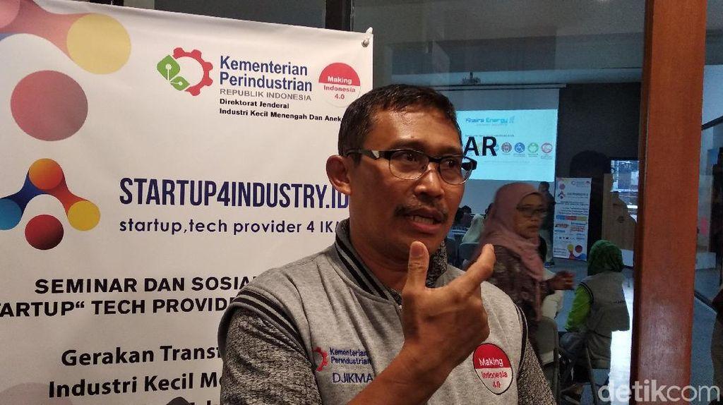 Milenial Jabar Digenjot Lahirkan Startup Bantu Industri Kecil