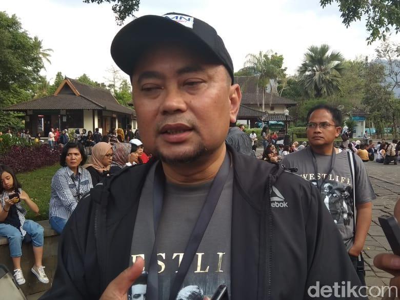 Foto: Direktur Utama Taman Wisata Candi Borobudur, Prambanan dan Boko, Edy Setijono. Eko Susanto/detikHOT