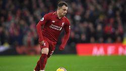 Liverpool Tolak Pendekatan Roma dan Sevilla untuk Shaqiri