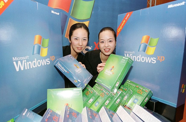 Kelahiran Windows XP
