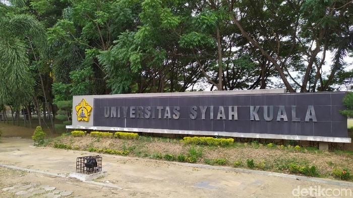 Universitas Syiah Kuala (Unsyiah) Aceh (Agus-detik)