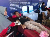 Hari Kedua BYMS Makassar: Sunatan Massal 210 Anak