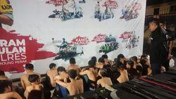 Dua Kelompok Remaja di Surabaya Diamankan Karena Janjian Tawuran