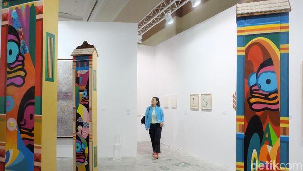 Art Jakarta 2019: 'Angin Segar' bagi Industri Seni