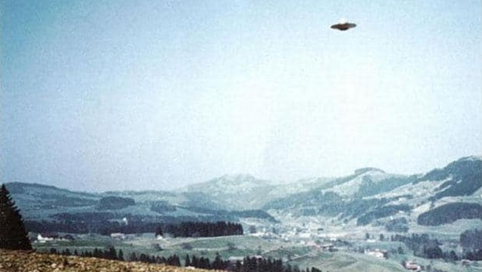 Ilustrasi UFO. Foto: Istimewa
