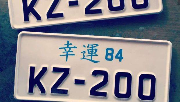 Bisnis Plat Nomor Custom, Pria Ini Kantongi Omzet Rp 10 Juta/Bulan