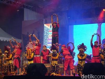 Pamer Kekayaan Budaya, Bengkulu Gelar Festival Tabut 2019