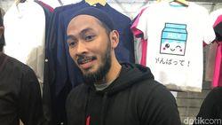 Penuh Makna, Uki eks NOAH Dakwah Lewat Baju yang Dijual