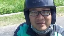 Kisah Inspiratif di Balik Viral Chat Romantis Driver Ojol dengan Sang Istri