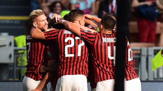 AC Milan menuai hasil buruk di awal musim Liga italia.