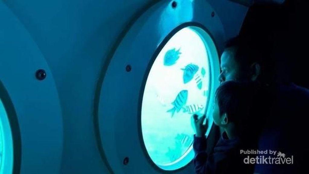 Kemenhub Guyur Rp 82 M buat Bikin Kapal yang Bisa Intip Bawah Laut