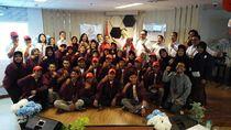 Siswa Tingkat SMA Dikenalkan ke Dunia Kerja BUMN