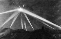 Ilustrasi UFO.