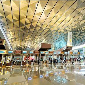 Soetta Bakal Jadi Bandara Pertama yang Bisa Isi Baterai Mobil Listrik
