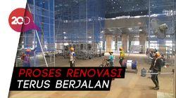 Masjid Istiqlal Direnovasi, Daya Tampung Jemaah Berkurang
