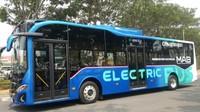 Pada event Asian Games 2018 dan Asian Para Games 2018, Angkasa Pura II mengoperasikan bus listrik berkapasitas 60 orang yang diproduksi oleh PT Mobil Anak Bangsa (MAB) sebagai sarana transportasi antarterminal untuk kontingen atlet.