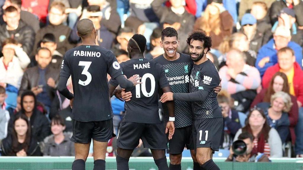 Fabinho: Liverpool Layak Difavoritkan Juara, Tekanan Tak Akan Jadi Masalah