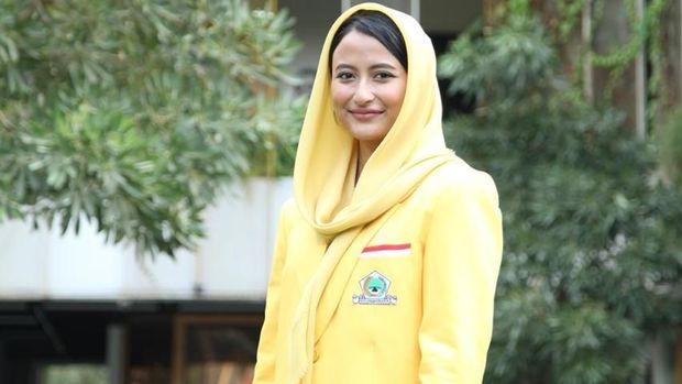 Dyah Roro Esti, caleg DPR terpilih dari Golkar, usia 26 tahun. (Dok Pribadi)
