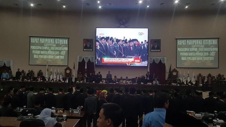 Anggota DPRD Banten Ramai-ramai Gadai SK, Pimpinan: Itu Ranah Pribadi