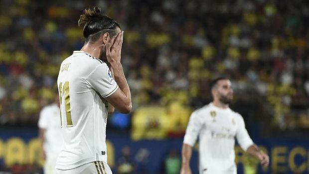 Garerth Bale sempat kaget mendapat ejekan dari para fan Real Madrid. (