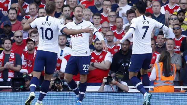 Tottenham Hotspur bakal lebih disorot seiring kehadiran Jose Mourinho.