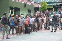 Ratusan warga asal pegunungan di Wamena sepakat untuk tidak ikut aksi demo lagi karena merasa ditipu isu rasisme