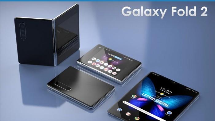 Samsung Galaxy Fold 2, Galaxy Fold 2