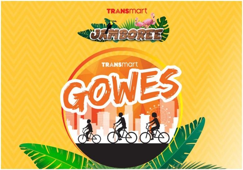 Suka Bersepeda Bareng Keluarga? Yuk Ikutan Event Gowes Transmart