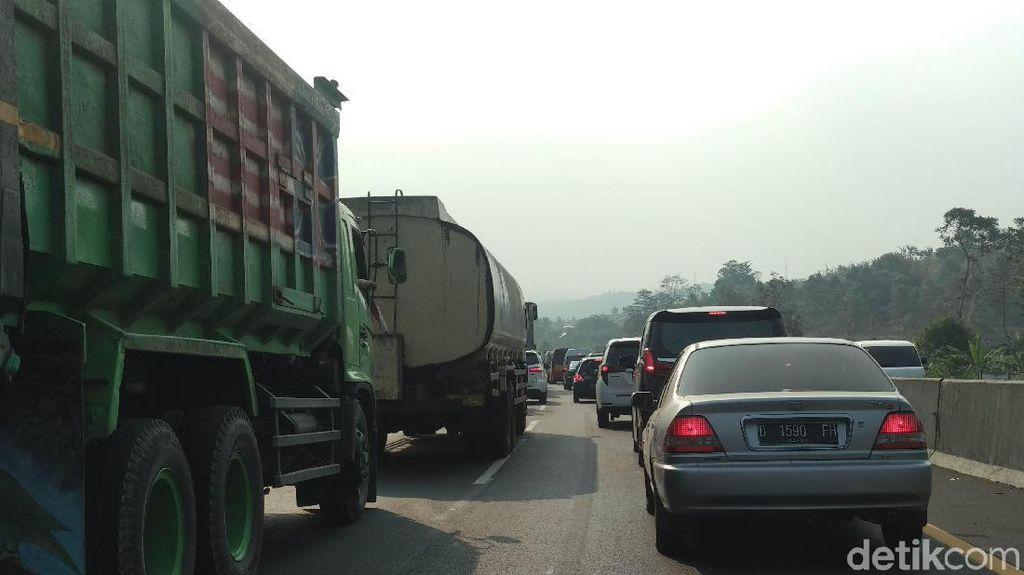 Batas Kecepatan di Cipularang Dikurangi karena Banyak Kecelakaan