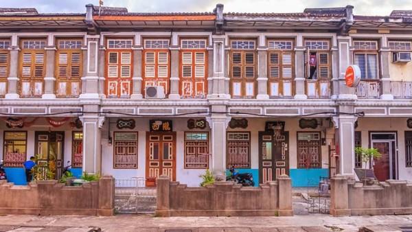 Sebagai situs Warisan Dunia UNESCO, George Town di Penang, Malaysia punya beragam budaya. Bekas koloni Inggris itu merupakan pusat perdagangan utama di Selat Malaka dan pertukaran budaya (CNN)