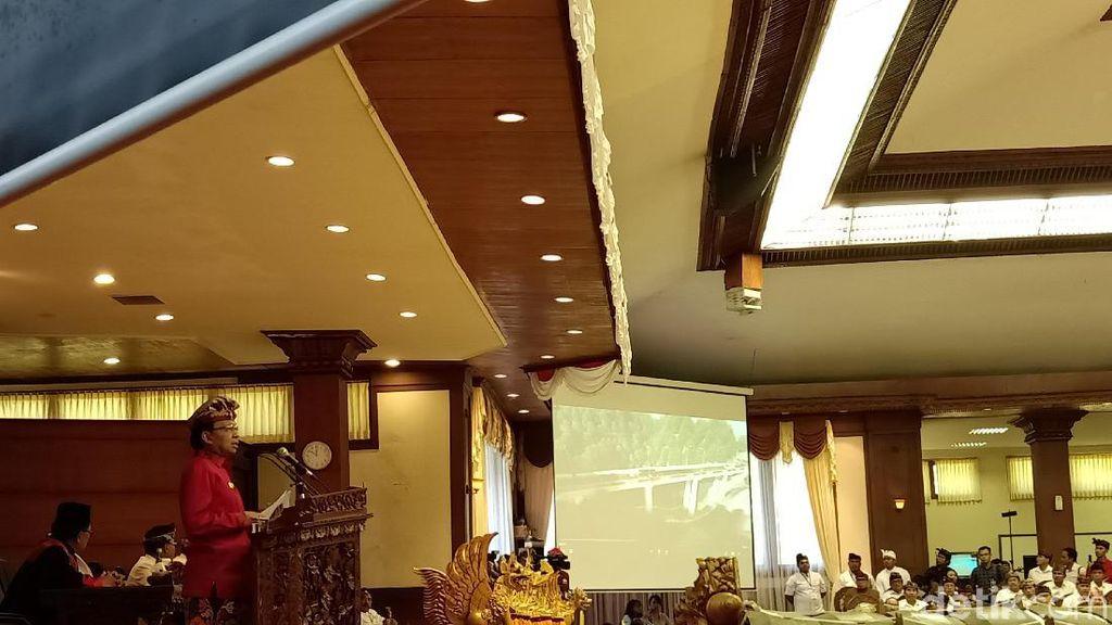 Di Depan DPRD, Gubernur Bali Blak-blakan soal Proyek Infrastruktur