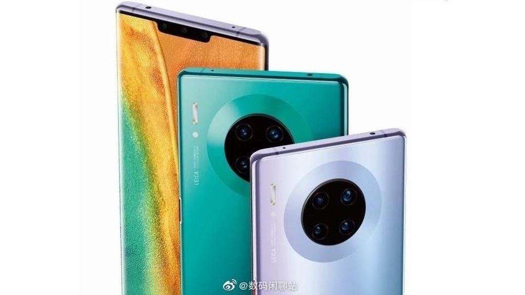 Huawei Mate 30 Tidak Didukung Aplikasi Google?