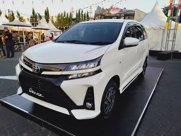 Ototest Toyota Avanza