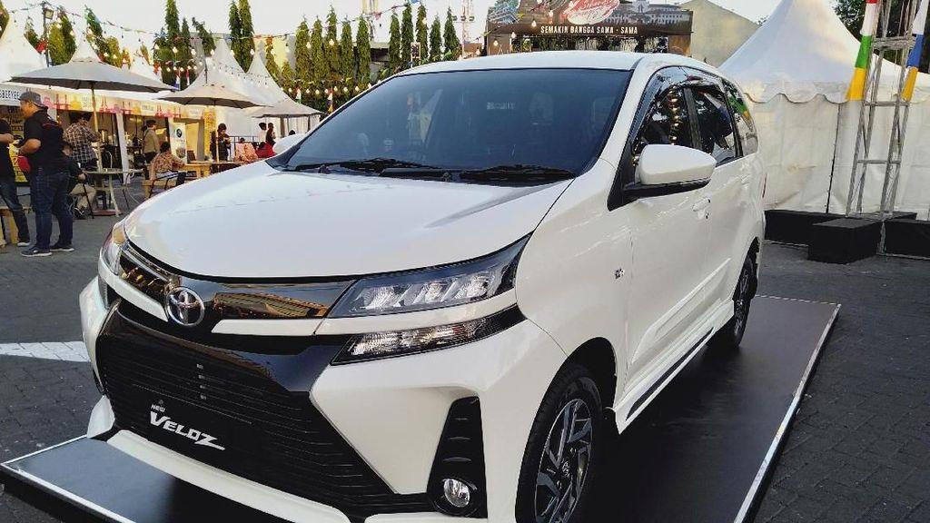 Penjualan Avanza 30% Tertinggi di Jatim, Ini Kata Warga Surabaya